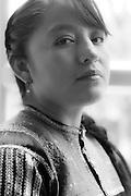 Enriqueta Lunez es una poeta de origen tzotzil de San Juan Chamula, Chiapas.