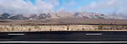Aerospace Highway, Midland Trail, Mojove Desert,  En Route to,  Death Valley NP, Panorama, Red Rock Canyon State Recreation Area; California City; Ricardo; CA; arid; mountain range; united states; usa