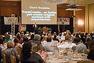 Breakfast & Opening Session  at the 2014 Wyoming Governor's Hospitality & Tourism Conference