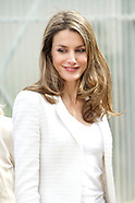 052113 princess letizia Aprocor foundation