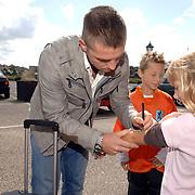 NLD/Noordwijk/20060829 - Nederlands Elftal komt bijeen voor de wedstrijd tegen Luxemburg, Theo Jansen