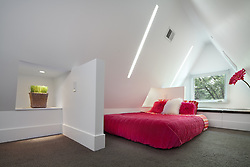 4716 Falstone Ave Chevy Chase Maryland house  Architect builder Anthony Wilder Master Bedroom