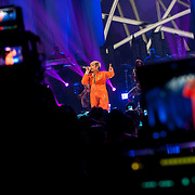 January 30, 2013 - New York, NY : TLC's Tionne 'T-Boz' Watkins performs as part of VH1 Super Bowl Blitz at the Beacon Theatre in Manhattan on Thursday night. The concert was recorded live at 9pm EST and broadcasted at 11pm. CREDIT: Karsten Moran for The New York Times