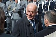 2013/03/23 Roma, funerali del Capo della Polizia. Nella foto Oscar Fioriolli.<br /> Rome, Chief of Police funerals. In the picture Oscar Fioriolli - &copy; PIERPAOLO SCAVUZZO