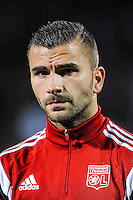 Anthony LOPES - 04.11.2015 - Lyon / Zenith St Petersbourg - Champions League<br />