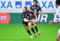 Jean Marc DOUSSAIN - 24.04.2015 - Stade Francais / Stade Toulousain - 23eme journee de Top 14<br />Photo : Dave Winter / Icon Sport