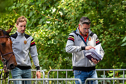 Devos Pieter, BEL, Claire Z<br /> European Championship Jumpîng<br /> Rotterdam 2019<br /> © Hippo Foto - Dirk Caremans<br /> Devos Pieter, BEL, Claire Z
