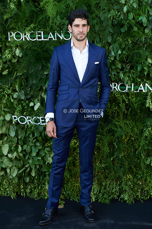 Alberto Lopez Simon attended the Opening of a Porcelanosa store on June 14, 2017 in Madrid