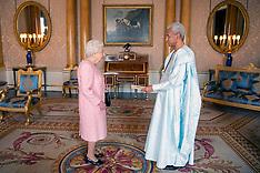 Audience at Buckingham Palace - 14 Nov 2018