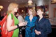 HANNAH WADDINGHAM; KELLY PRICE; MAUREEN LIPMAN, The Society of London Theatre lunch for all the nominees for the 2010 Laurence Olivier Awards. Haymarket Hotel, 1 Suffolk Place, London, 2 March 2010