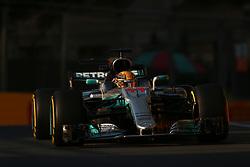 June 23, 2017 - Baku, Azerbaijan - Motorsports: FIA Formula One World Championship 2017, Grand Prix of Europe, ..#44 Lewis Hamilton (GBR, Mercedes AMG Petronas F1 Team) (Credit Image: © Hoch Zwei via ZUMA Wire)