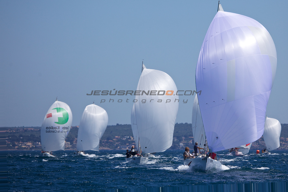 J80 Spanish cup 2011,Palma de Mallorca,©jrenedo