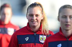 Lucy Graham of Bristol City Women - Mandatory by-line: Paul Knight/JMP - 17/11/2018 - FOOTBALL - Stoke Gifford Stadium - Bristol, England - Bristol City Women v Liverpool Women - FA Women's Super League 1