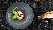 Food photography from Italian restaurant L'Altro in Copenhagen.
