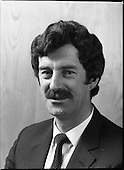 1984 - Portrait of Mr Dick Spring T.D.-Tanaiste