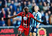 Djurgårdens IF v Östersunds FK 30 september Allsvenskan