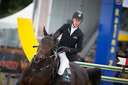 Appelen Jeroen (BEL) - Enjoy<br /> Belgium Championship Jumping - Lanaken 2012<br /> © Dirk Caremans