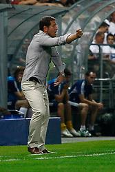 24.08.2011, UPC Arena, Graz, AUT, CL-Playoff, SK Sturm Graz vs. Bate Borisow, im Bild Franco Foda (SK Sturm Graz, Headcoach), EXPA Pictures © 2011, PhotoCredit: EXPA/ Erwin Scheriau