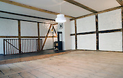 Picture by Mark Larner. Picture shows the first floor of Kompagnistraede 23 back house vaerksted / kontor. 21/03/2012