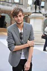 DOUGLAS BOOTH at the Royal Academy of Arts Summer Exhibition Preview Party at Burlington House, Piccadilly, London on 2nd June 2011.