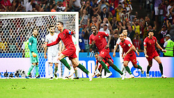 June 15, 2018 - Sochi, Russia - Cristiano Ronaldo..2018 FIFA World CUP, Portugal - Spain 3-3 at Fisht Stadium, Sochi, Russia, 2018-06-15....(c) ORRE PONTUS  / Aftonbladet / IBL BildbyrÃ¥....* * * EXPRESSEN OUT * * *....AFTONBLADET / 85527....VM 2018 i Ryssland, Portugal - Spanien, 3 - 3 *** Local Caption  (Credit Image: © Orre Pontus/Aftonbladet/IBL via ZUMA Wire)
