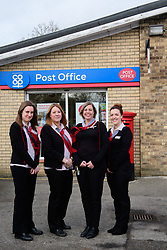 Lincolnshire Co-operative staff portraits.  Waddington Post Office.<br /> <br /> Picture: Chris Vaughan Photography<br /> Date: February 8, 2018