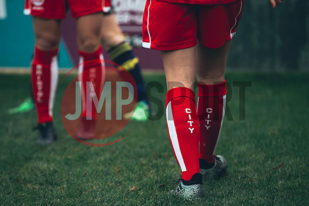 Details - Rogan Thomson/JMP - 06/11/2016 - FOOTBALL - The Northcourt Stadium - Abingdon-on-Thames, England - Oxford United Women v Bristol City Women - FA Women's Super League 2.