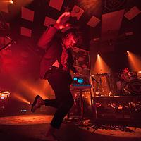 Glasgow, Scotland, UK. 23rd January, 2019. Enter Shikari, in concert at The Barrowlands Ballroom. Credit: Stuart Westwood/Alamy Live News