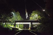 Sloop 150 jaar oude brug Enschede
