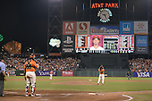 20130906 - Arizona Diamondbacks @ San Francisco Giants