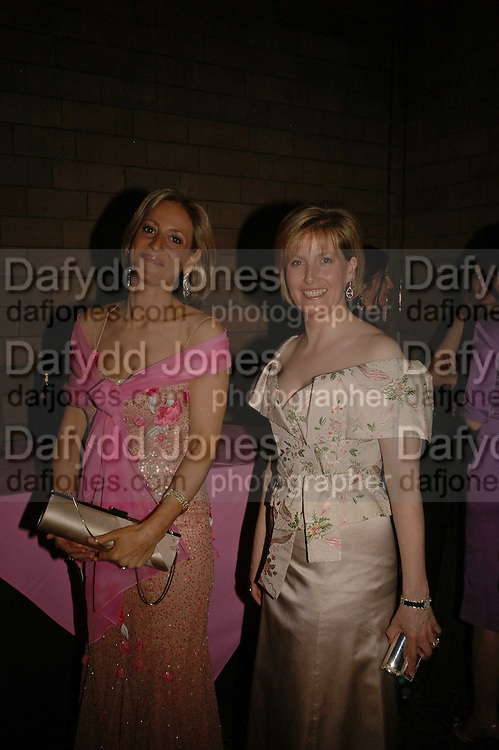 Emily Maitlis, HRH The Countess of Wessex . The Blush Ball, Natural History Museum, London<br />