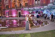 DAISY KNATCHBULL; TARKA RUSSELL, V & A Summer party. South Kensington. London. 22 June 2016
