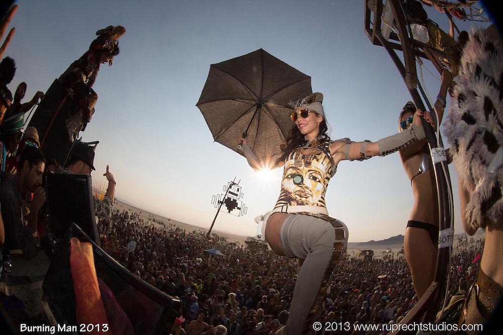 Burning Man 2013 Photos by Peter Ruprecht