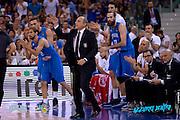 DESCRIZIONE: Torino FIBA Olympic Qualifying Tournament Finale Italia - Croazia<br /> GIOCATORE: Ettore Messina<br /> CATEGORIA: Nazionale Italiana Italia Maschile Senior<br /> GARA: FIBA Olympic Qualifying Tournament Finale Italia - Croazia<br /> DATA: 09/07/2016<br /> AUTORE: Agenzia Ciamillo-Castoria