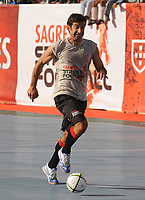 20090606: LISBON, PORTUGAL - Luis Figo Sagres Street Football - Luis Figo Sagres Street Football - Luis Figo Team vs Rui Costa Team. In picture: Luis Figo. PHOTO: Alvaro Isidoro/CITYFILES