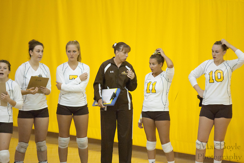 2010 October 5: Rowan University Volleyball vs. William Patterson