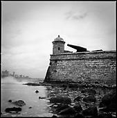 El Morro Fort, Havana, Cuba 2010