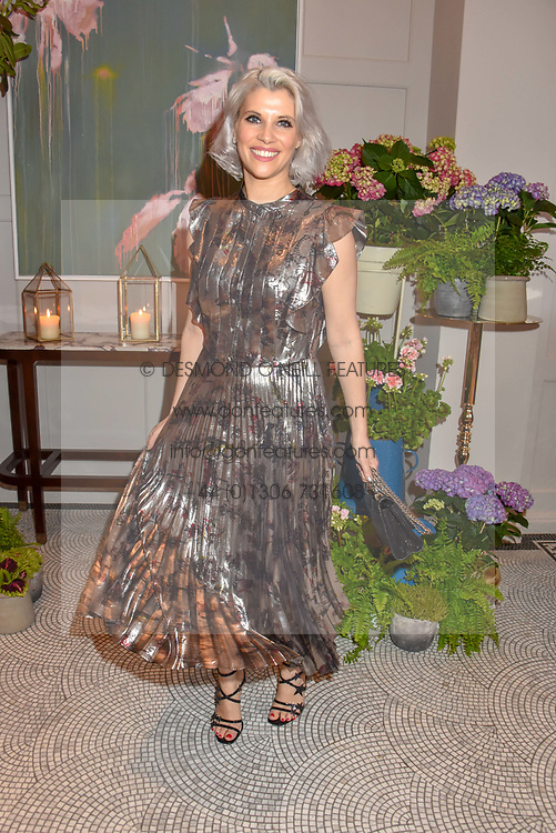Pips Taylor at the Belmond Cadogan Hotel Grand Opening, Sloane Street, London England. 16 May 2019. <br /> <br /> ***For fees please contact us prior to publication***