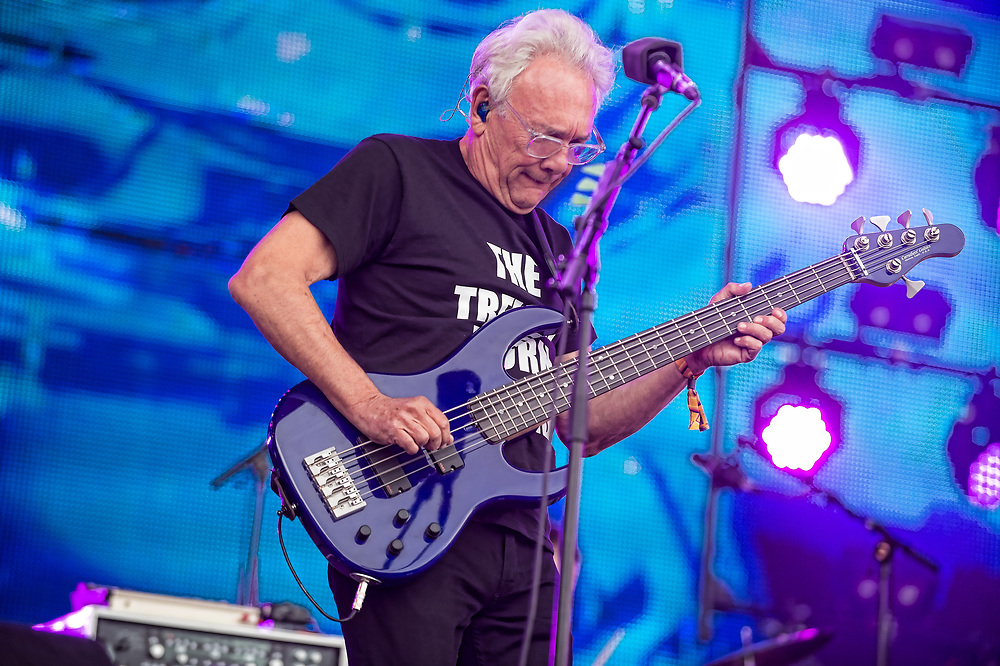 90132b6a5b07 The Trevor Horn Band in concert at Rewind Scotland, Scone Place, Perth,  Scotland.
