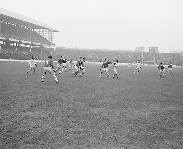 Football Semi Final Cork Vs Tyrone..19.08.1973. 08.19.1973, 19th August 1973