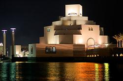QATAR DOHA 11FEB07 - Modern building in the Bay of Doha, Qatar...jre/Photo by Jiri Rezac..© Jiri Rezac 2007