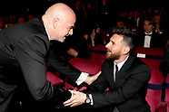 The Best FIFA Football Awards 2017 - Palladium Theatre - 23 October 2017