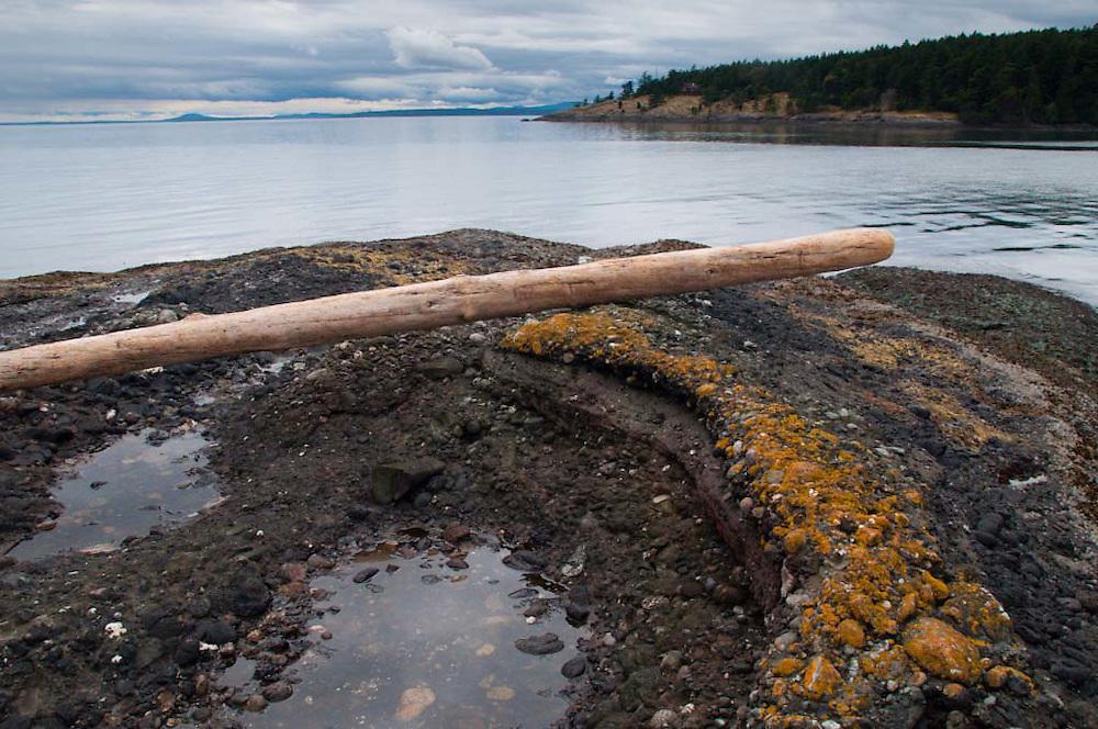 Gossip Island, San Juan Islands, Washington, US