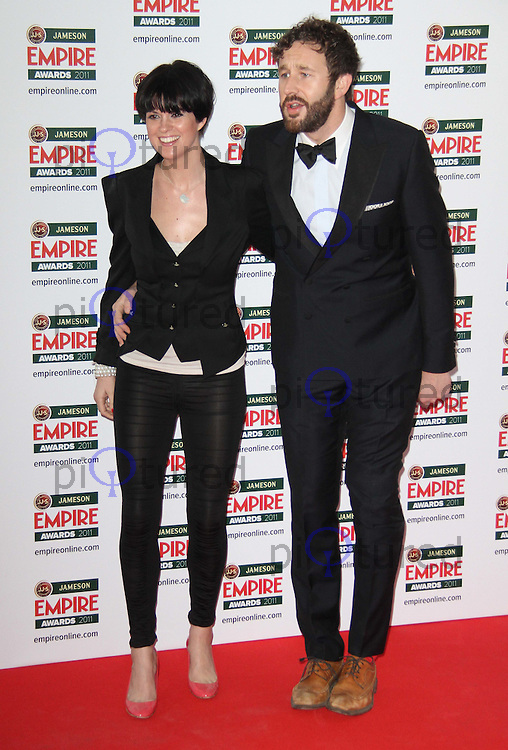 Dawn Porter; Chris O'Dowd Jameson Empire Awards ...