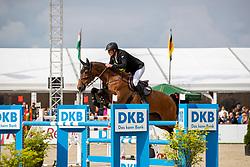 HOUTZAGER Marc (NED), Sterrehof's Dante<br /> Hagen - Horses and Dreams 2019<br /> Großer Preis der Deutschen Kreditbank AG- BEMER RIDERS TOUR - Wertungsprüfung - CSI4* Grand Prix Two Rounds<br /> 28. April 2019<br /> © www.sportfotos-lafrentz.de/Stefan Lafrentz