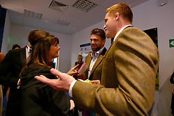 The Leg Club hold their Annual Conference at Sixways Stadium attended by GJ Van Velze and Wynand Olivier of Worcester Warriors - Mandatory by-line: Robbie Stephenson/JMP - 27/09/2017 - RUGBY - Worcester Warriors - Annual Leg Club Conference