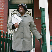 Juanita Hatton has been a block captain for over a total of 38 years. Most of those years she served her former block in Nicetown where she became known as the 'Granny of Nicetown'. She rallied her neighbors to board up abandoned houses, organized neighborhood watches, planned summer festivals and flea markets, connected civic and health resources to the community and she spearheaded the rehabilitation of Nicetown Park on Germantown Avenue. She is currently the block captain at 3900 Poplar St.