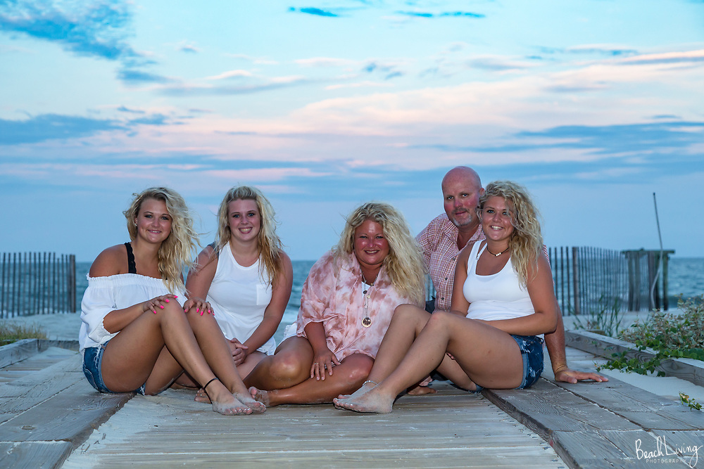 Rauch Family and senior portraits
