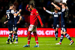 Kasey Palmer of Bristol City looks dejected after a 1-2 loss - Rogan/JMP - 10/12/2019 - Ashton Gate Stadium - Bristol, England - Bristol City v Milwall FC - Sky Bet Championship.