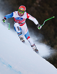 28.12.2011, Pista Stelvio, Bormio, AUT, FIS Weltcup Ski Alpin, Herren, Abfahrt, 2. Training, im Bild Patrick Kueng (SUI) // Patrick Kueng of Switzerland in Action during second practice session downhill of FIS Ski Alpine World Cup at 'Pista Stelvio' in Bormio, Italy on 2011/12/28. EXPA Pictures © 2011, PhotoCredit: EXPA/ Johann Groder